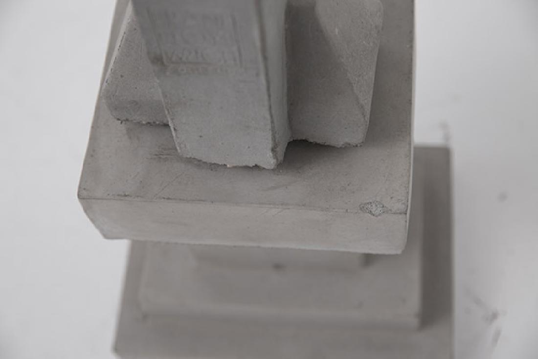 "Frank Lloyd Wright ""Nakoma"" Garden Sculpture - 6"