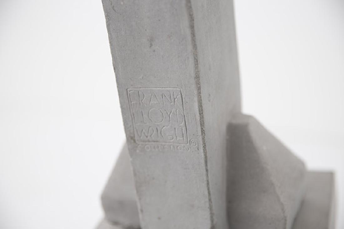 "Frank Lloyd Wright ""Nakoma"" Garden Sculpture - 8"