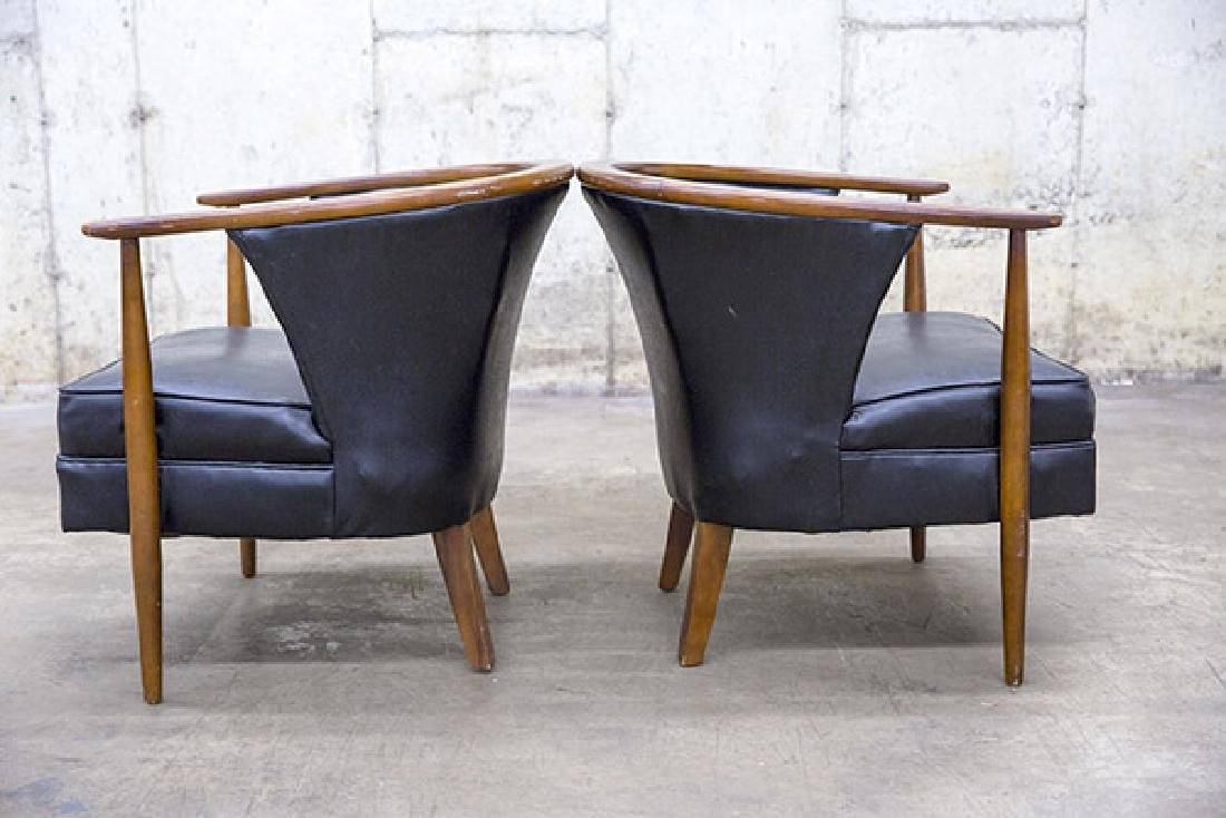 Mid-Century Tub Chairs - 7