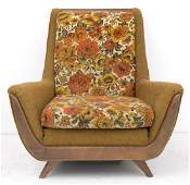 Adrian Pearsall Lounge Chair, 1950's