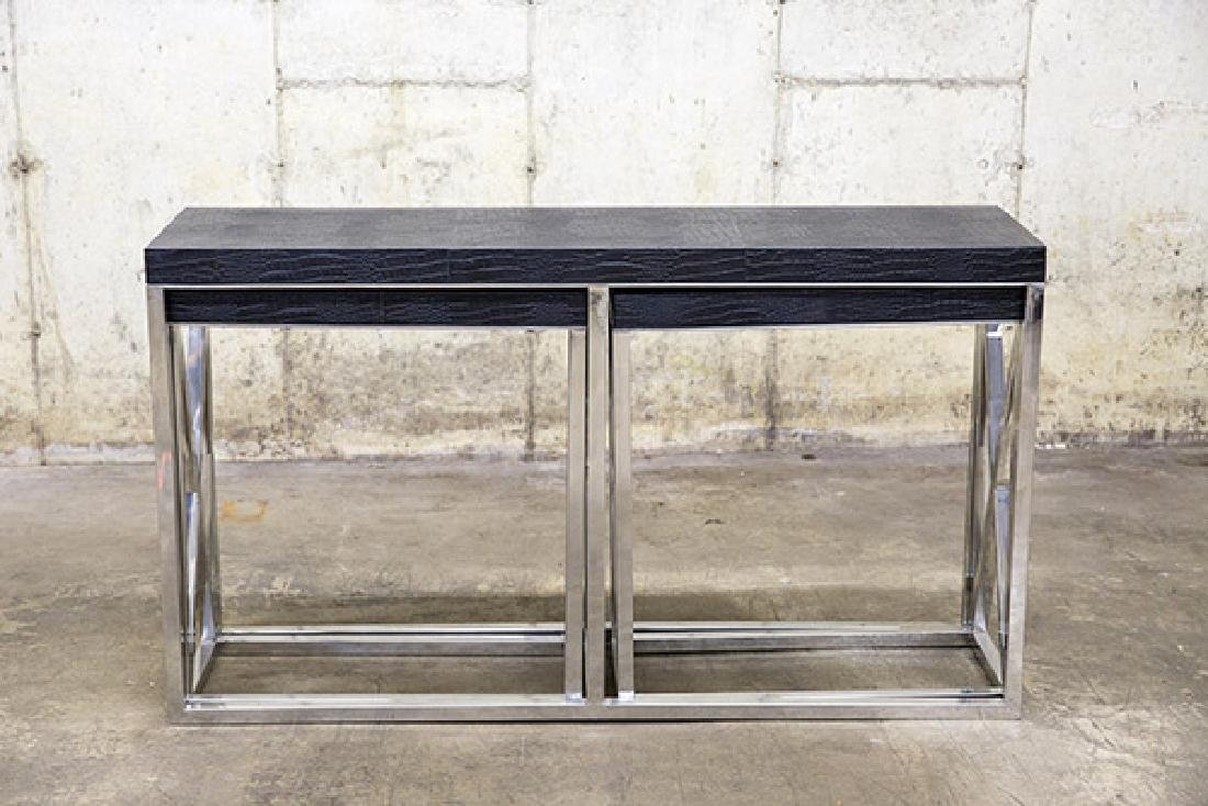 Sarried Nesting Console tables - 2