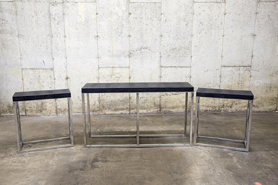 Sarried Nesting Console tables - 3
