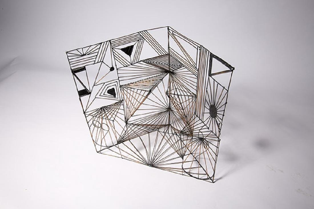 Mid Century Wire Sculpture - 2