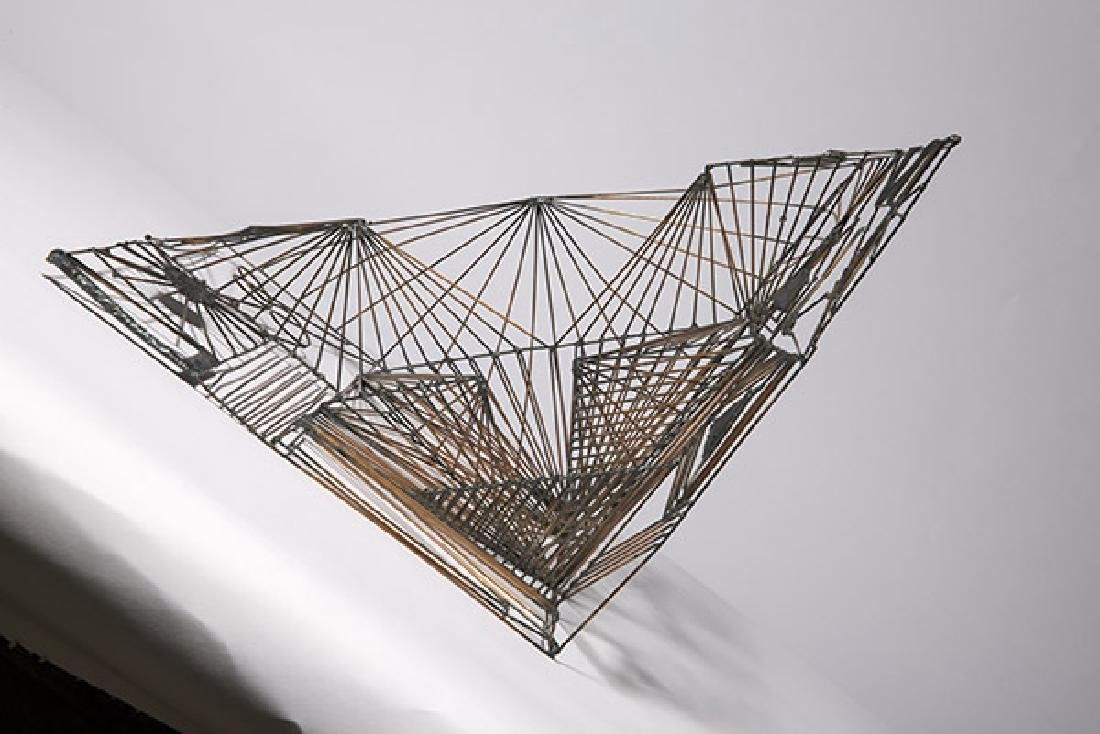 Mid Century Wire Sculpture - 4