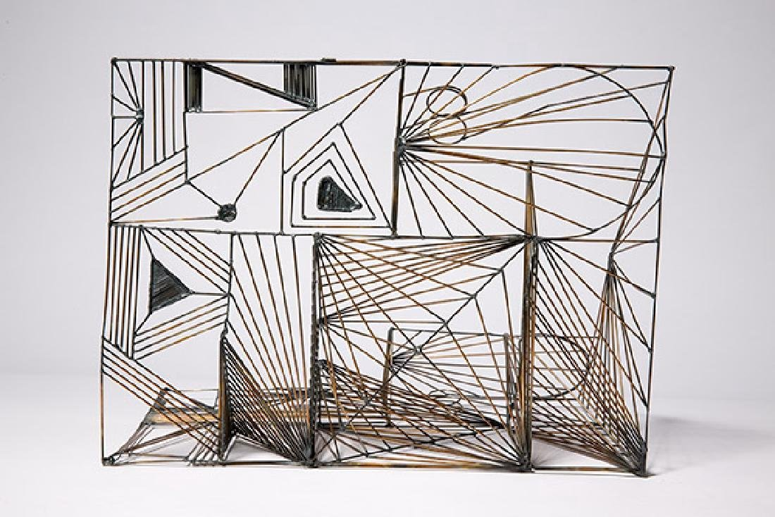Mid Century Wire Sculpture - 5
