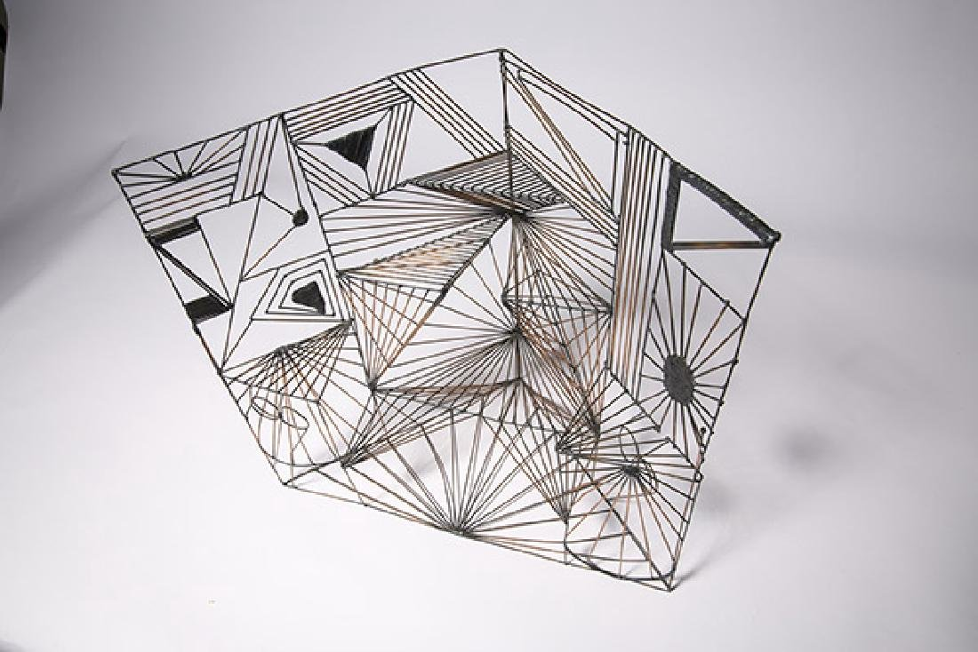 Mid Century Wire Sculpture - 7