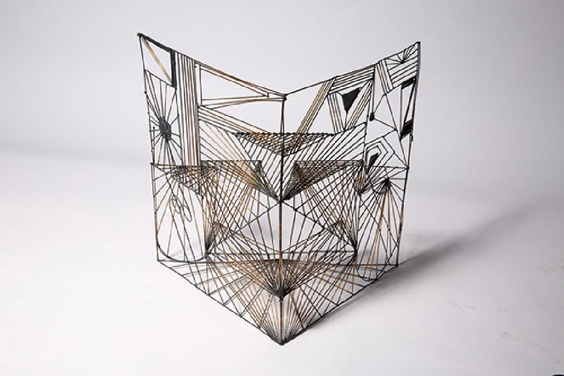 Mid Century Wire Sculpture - 8