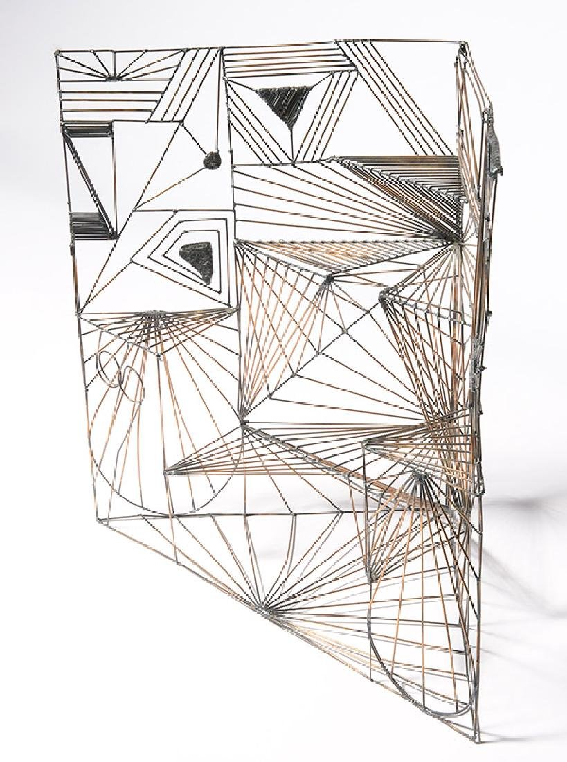 Mid Century Wire Sculpture - 9