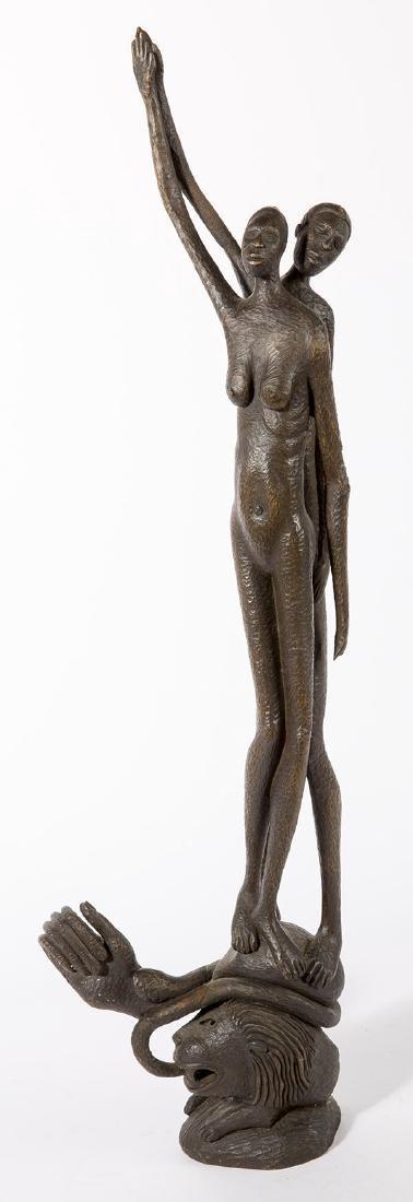 Abdel Mason Sculpture - 2