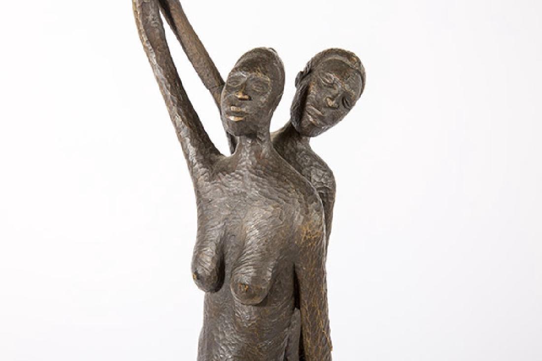 Abdel Mason Sculpture - 3