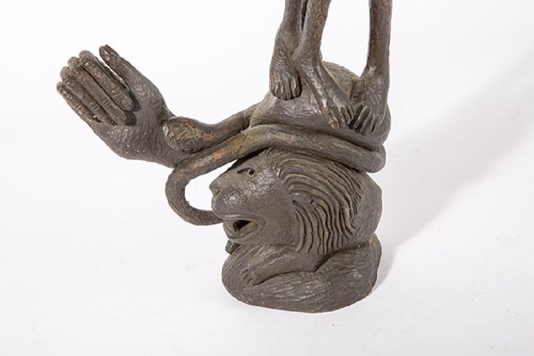 Abdel Mason Sculpture - 4