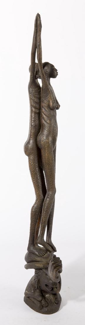 Abdel Mason Sculpture - 5