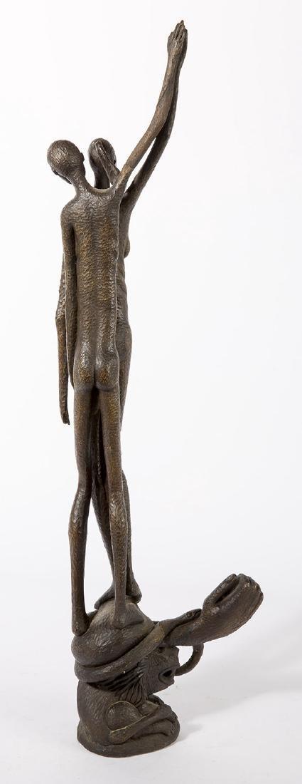 Abdel Mason Sculpture - 6