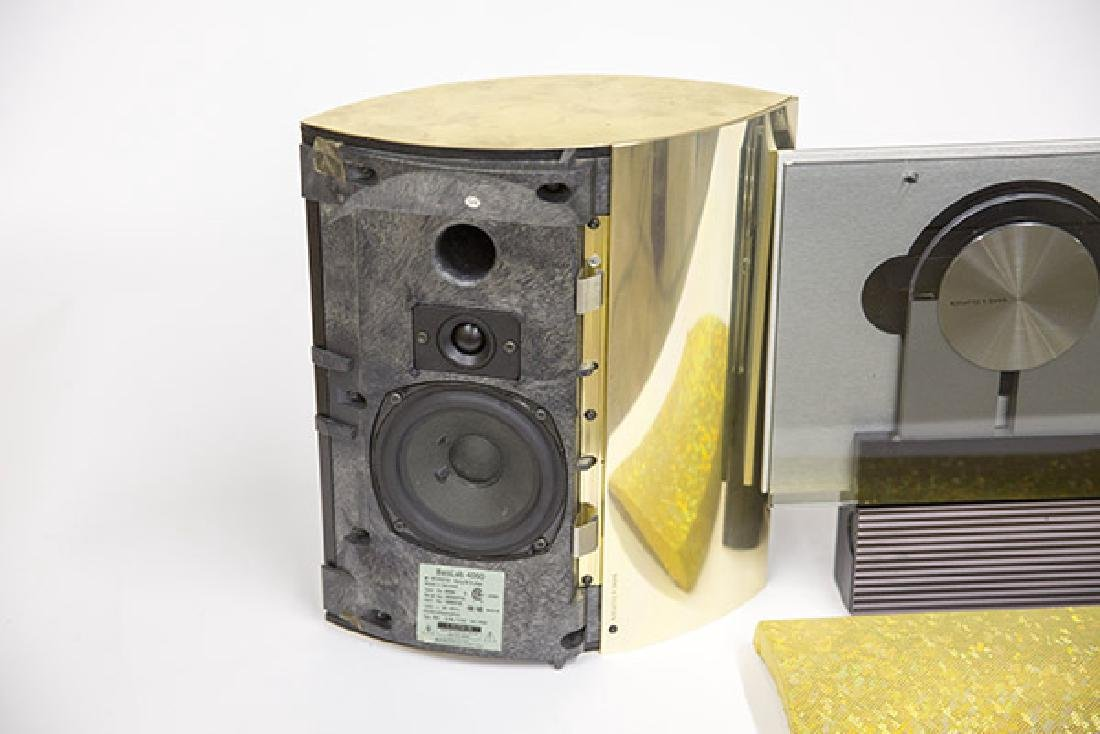 Bang and Olufsen Bro Sound 9000 Player Plus. - 6