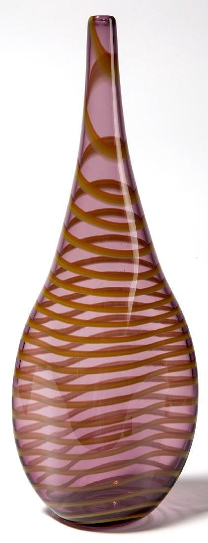 J. Cali Glass vase