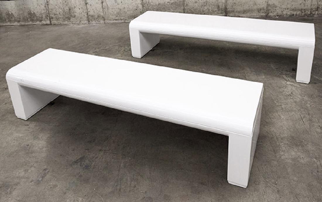 Mid Century Benches