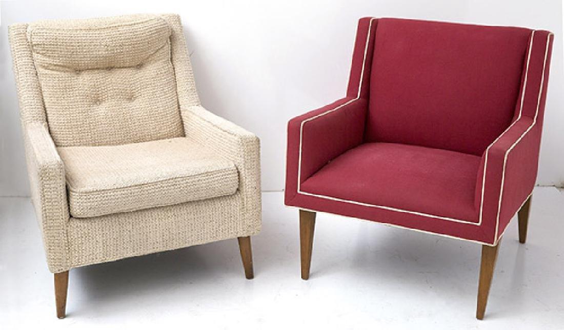 Jens Risom (Attribution) Lounge chair