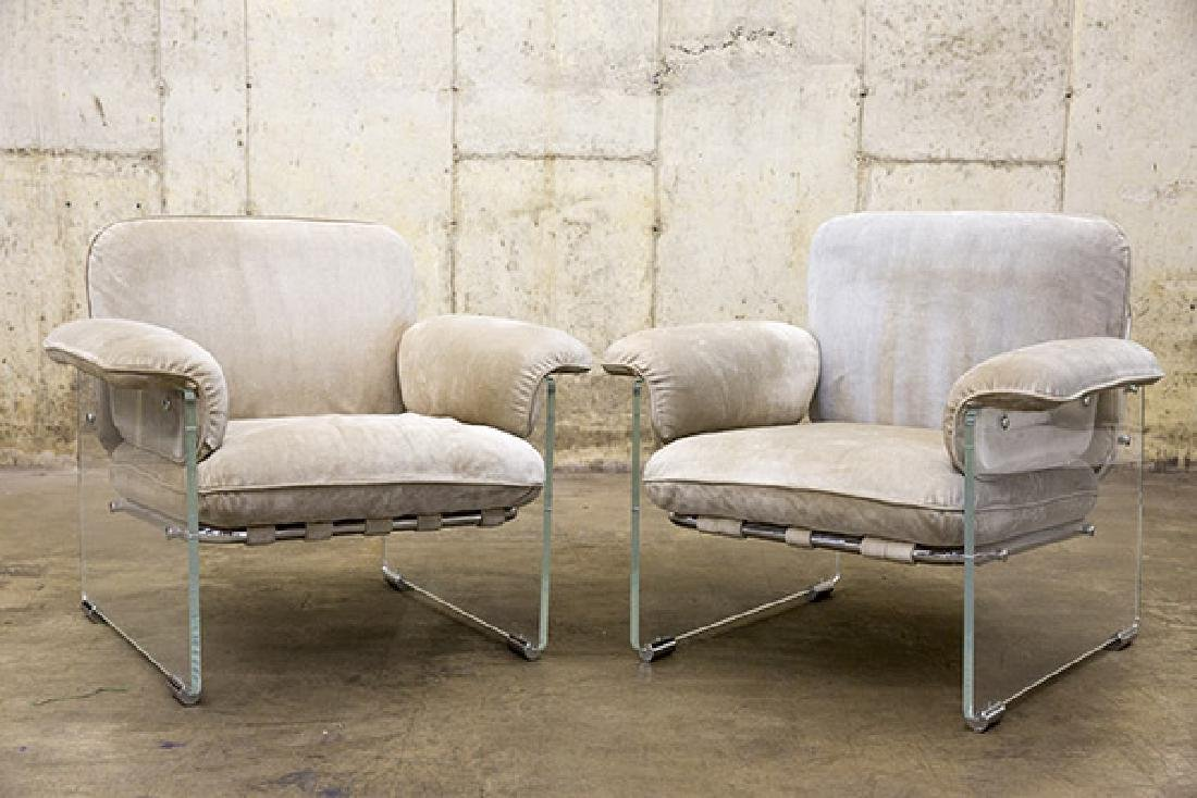 Contemporary Lounge Chairs - 2