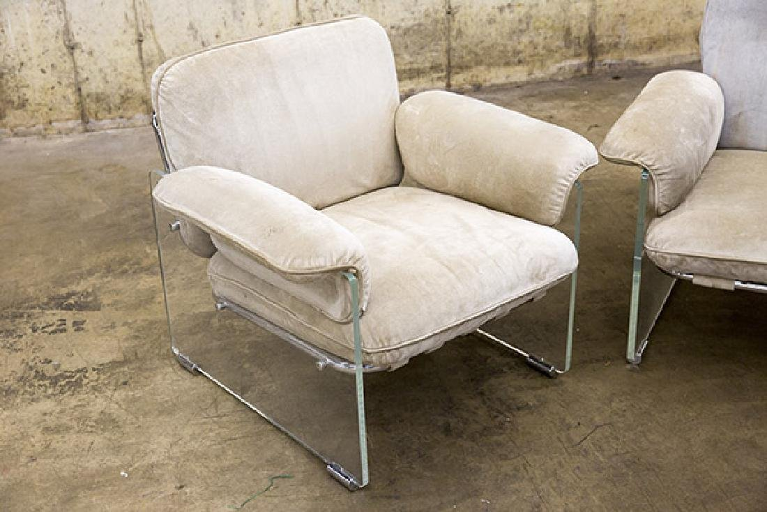 Contemporary Lounge Chairs - 3
