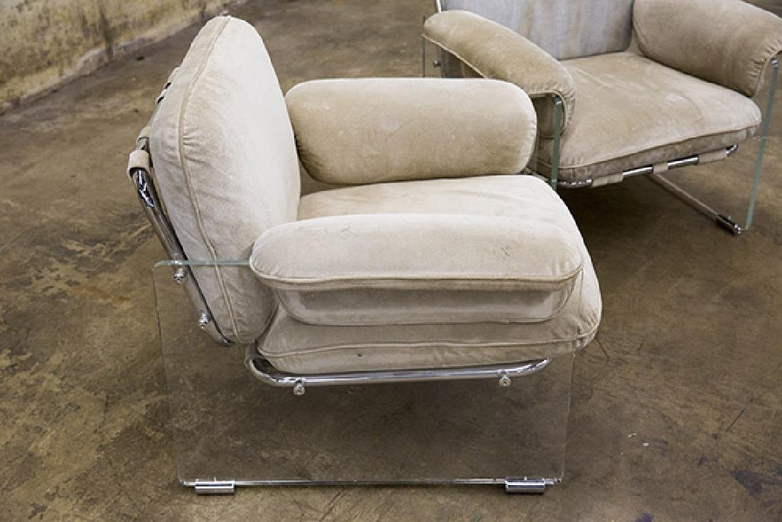 Contemporary Lounge Chairs - 4