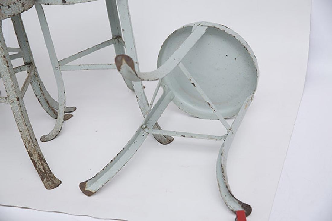 Industrial Stools - 10