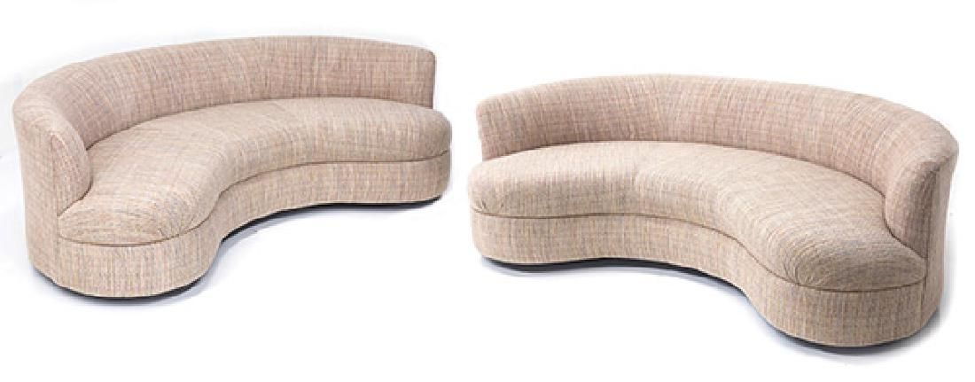 Paul Evans Custom Sofas
