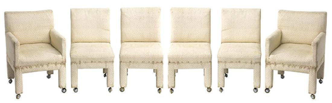 Paul Evans Dining Chairs