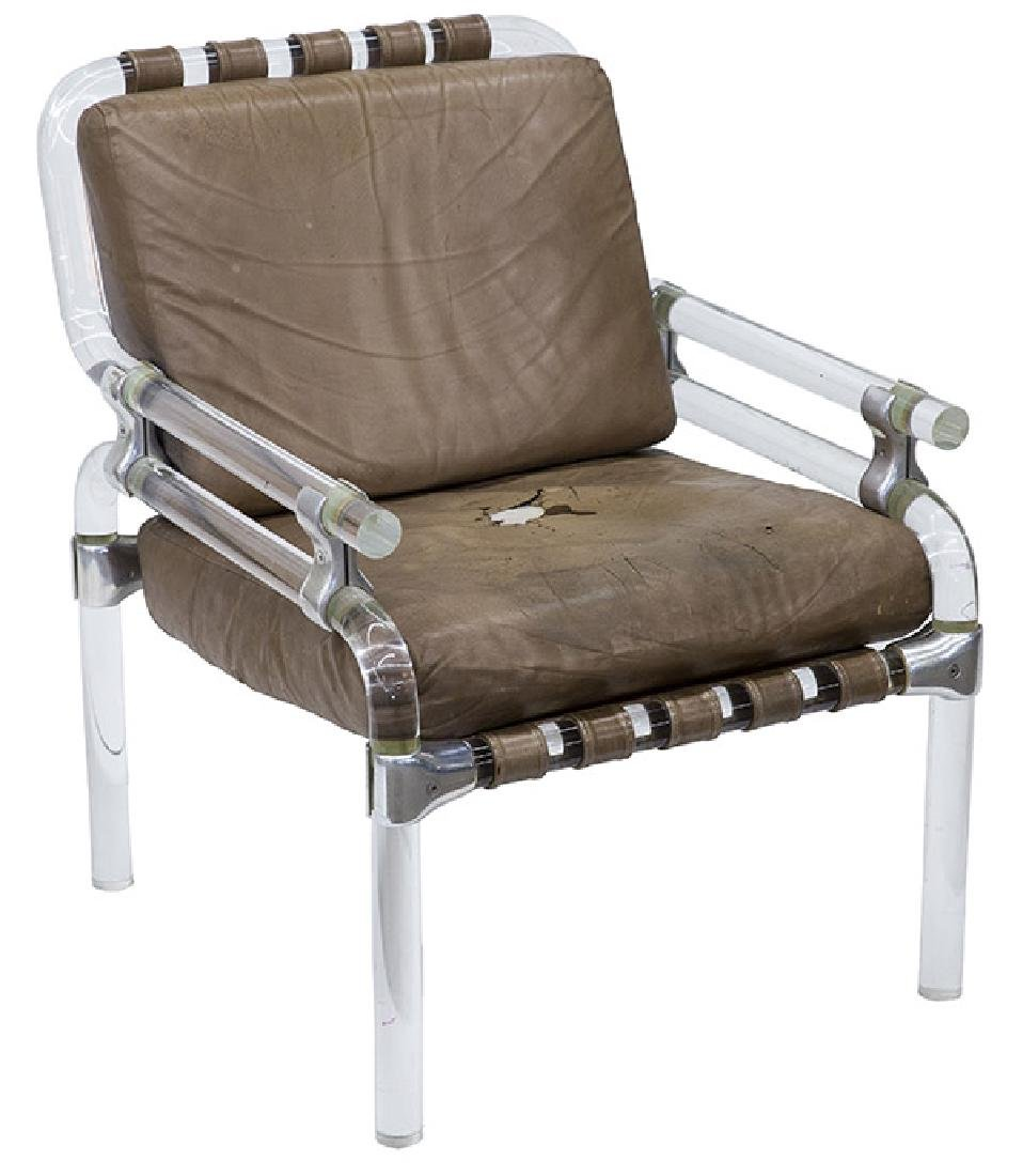 Jeff Messerschmidt Lounge Chair