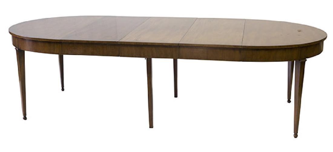 Kittinger Buffalo Dining Table (Rare Form)