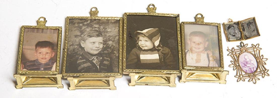 miniature frames and pictures - Miniature Frames