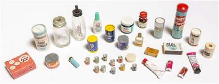 miniature advertising items