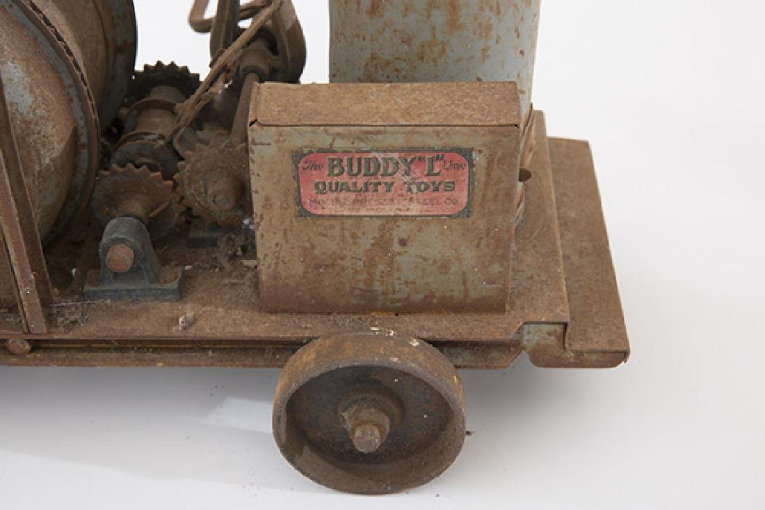 Buddy 'L'  Concrete Mixer - 4