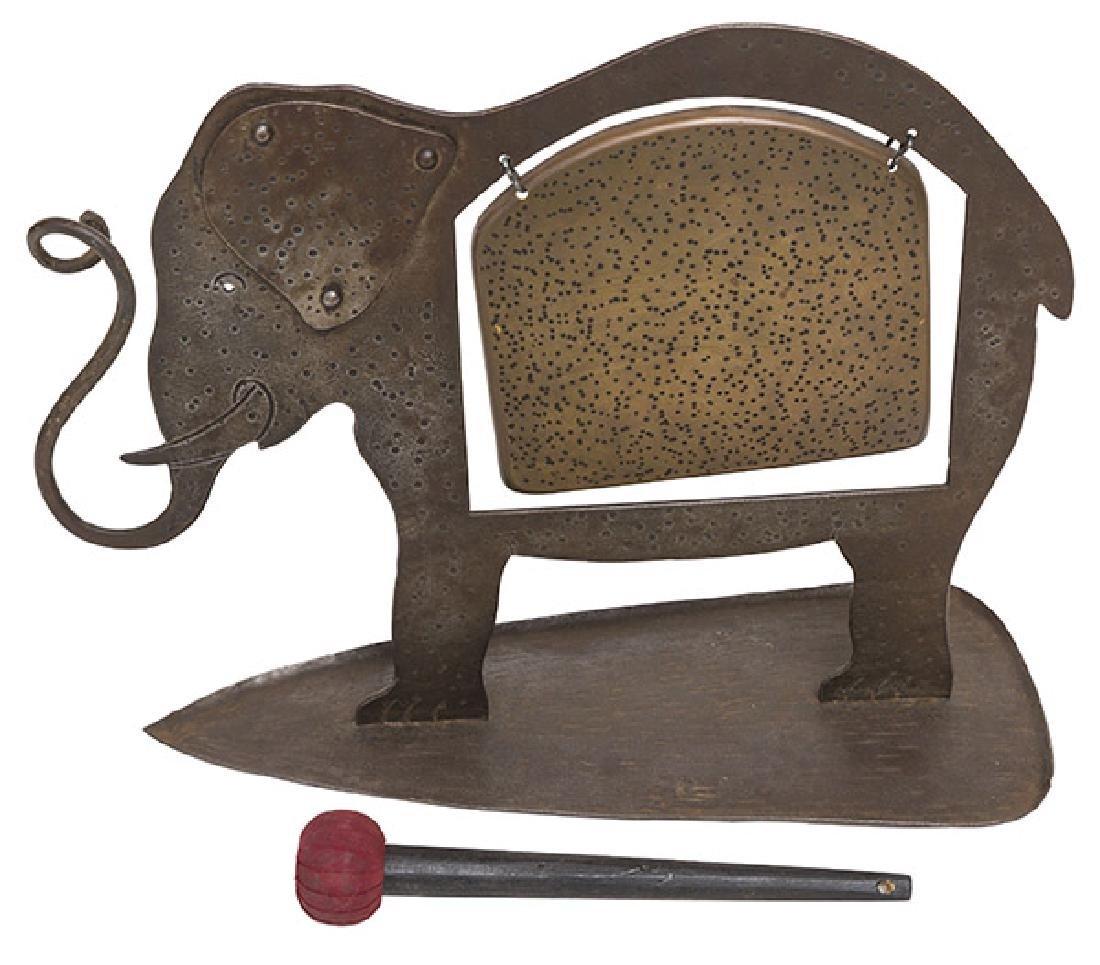 Coberg Ges Gesch Elephant Gong