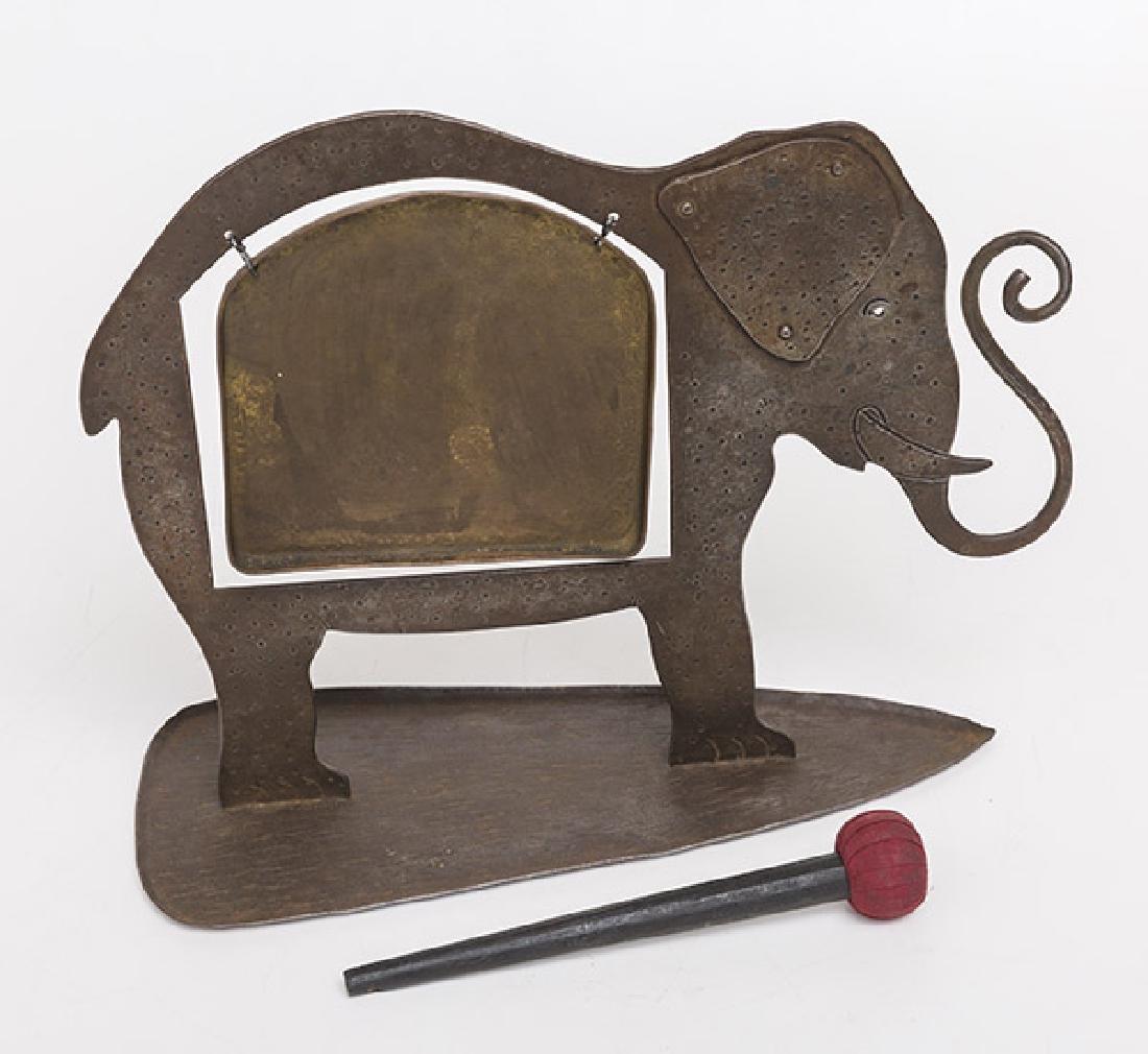 Coberg Ges Gesch Elephant Gong - 2