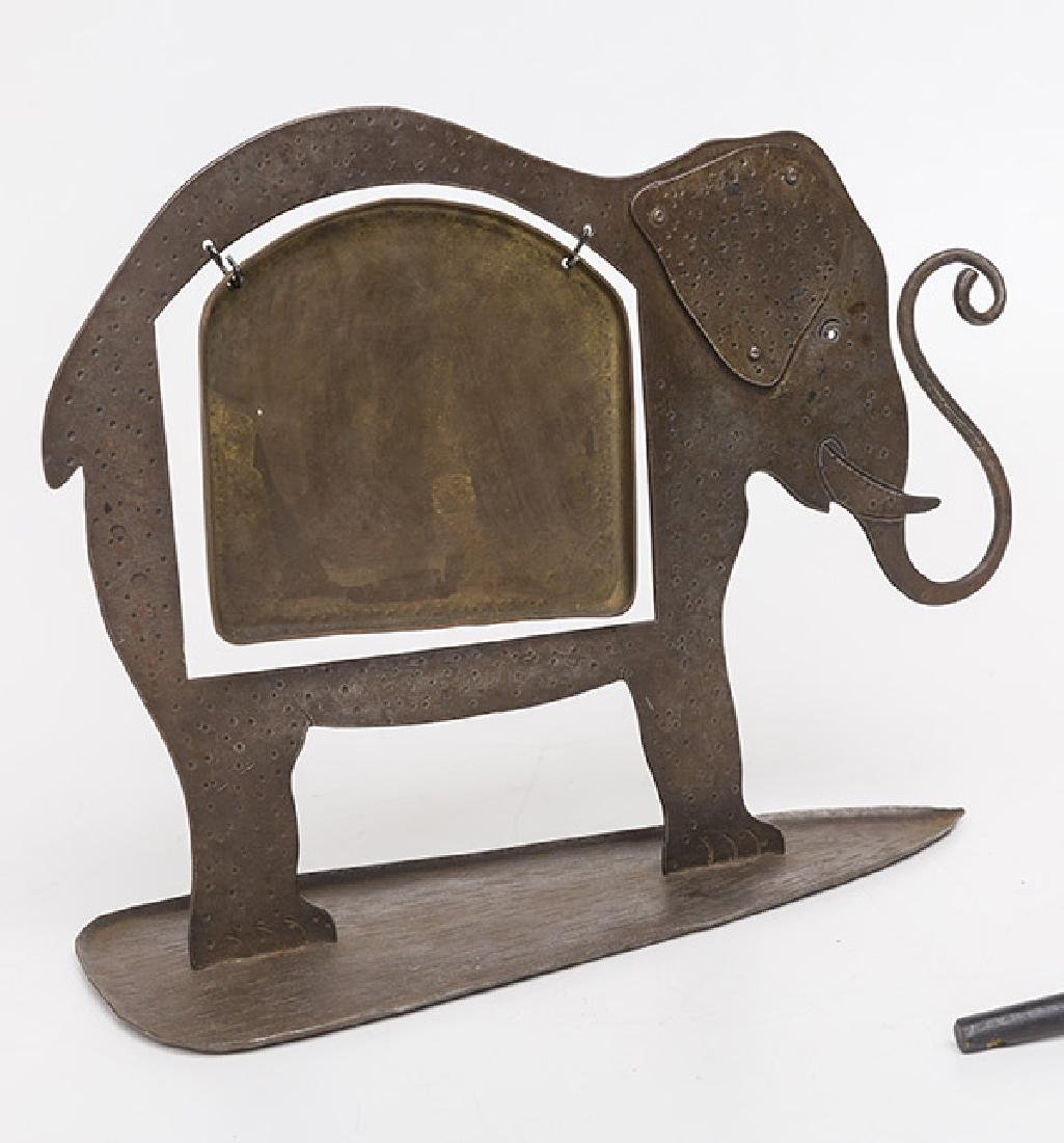 Coberg Ges Gesch Elephant Gong - 3