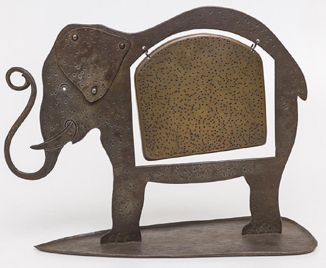 Coberg Ges Gesch Elephant Gong - 5