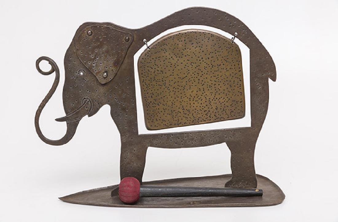 Coberg Ges Gesch Elephant Gong - 9