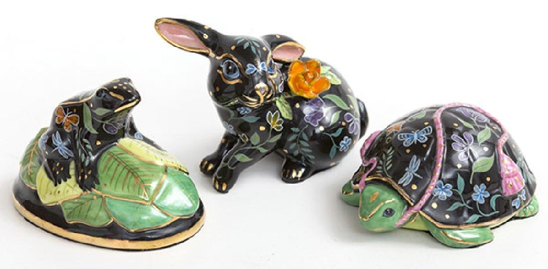 Lynn Chase Animal Figurines