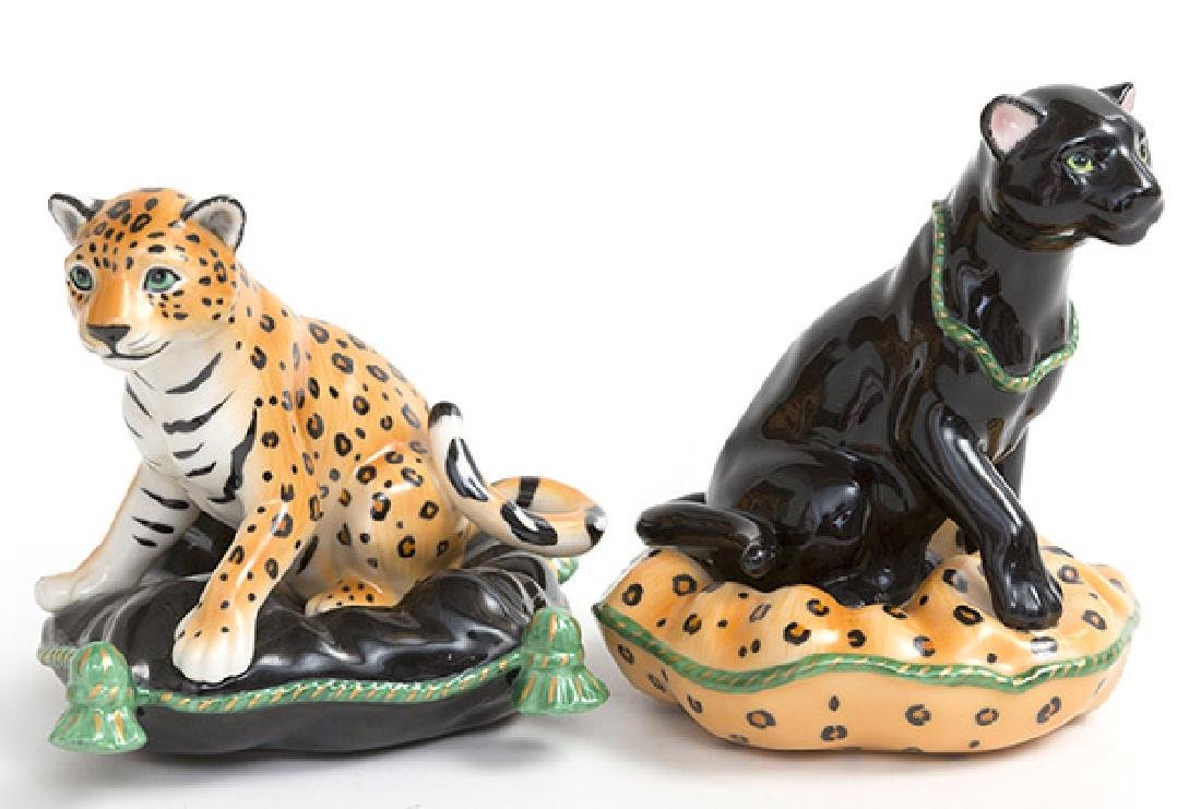 Lynn Chase Animal Figurines