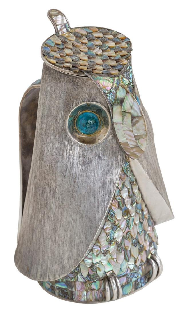 Los Castillo Owl Pitcher