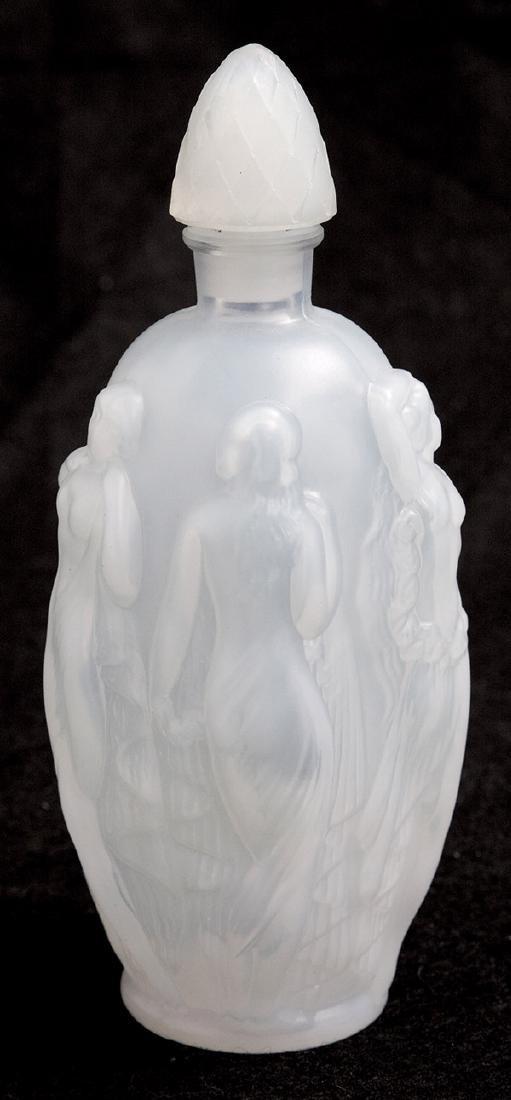 Sabino Art Glass Perfume Bottle