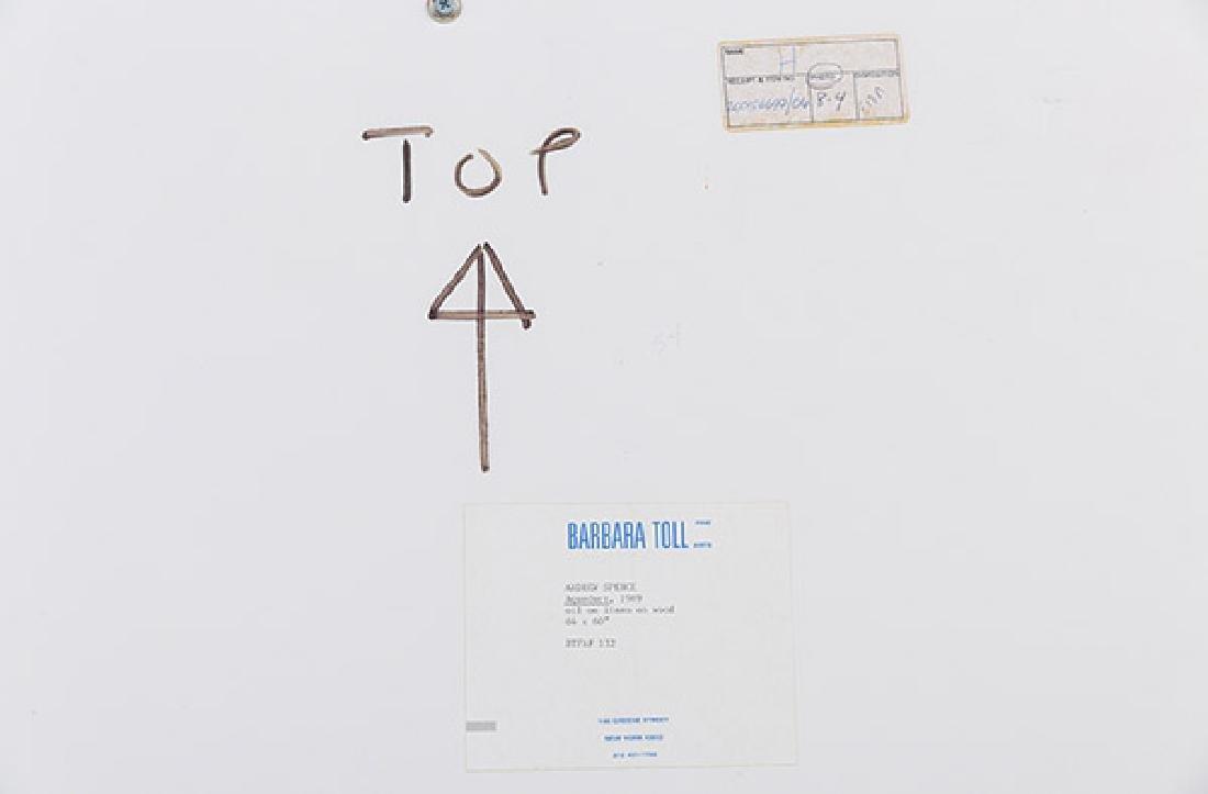 Andrew Spence (born 1947) Oil (NY, Ca) - 6