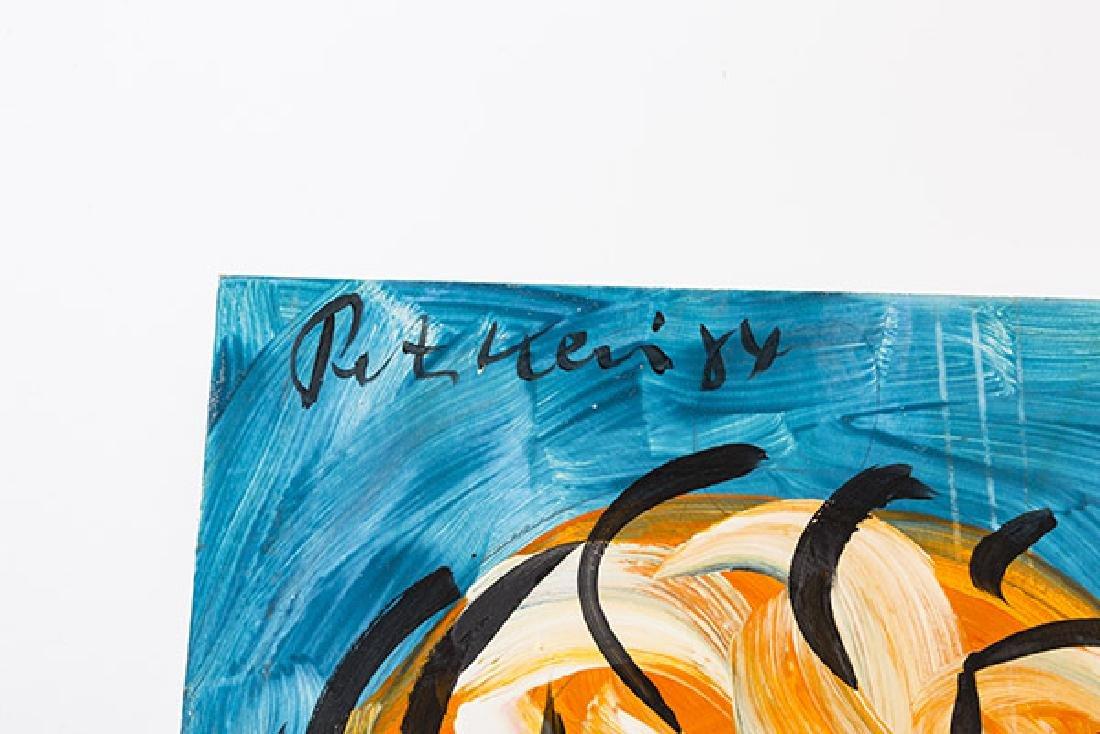 Peter Keil (born 1942) Acrylic  (USA, Germany) - 2