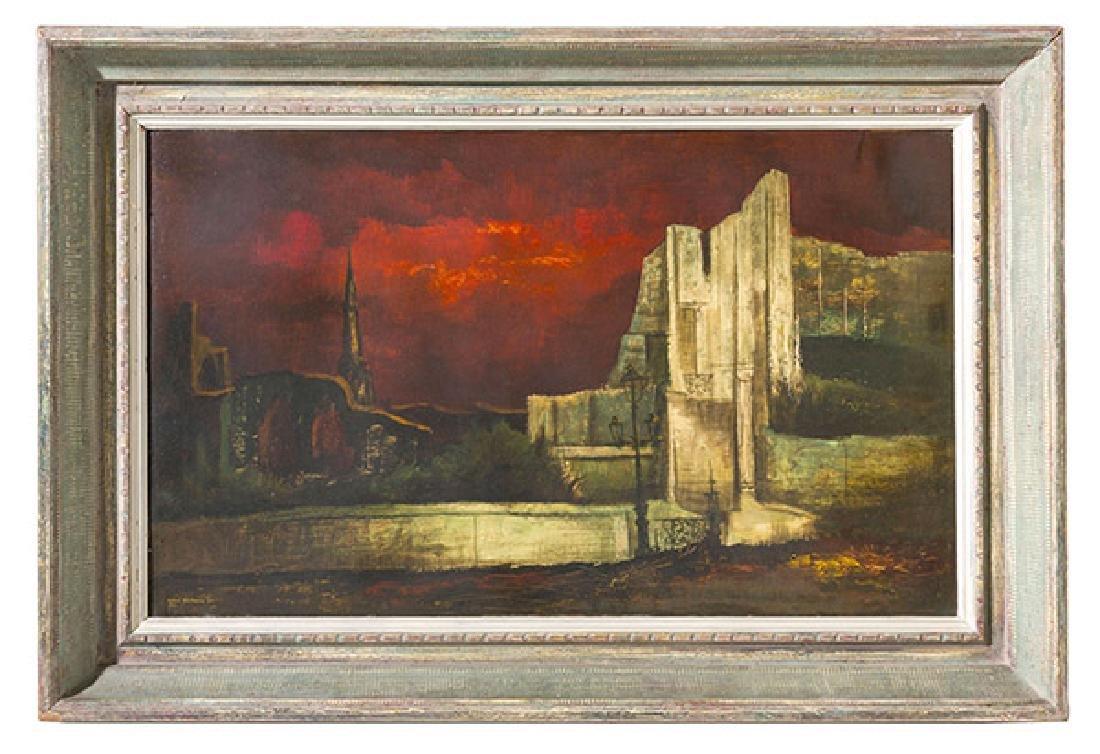 Raphael Gleitsmann (1910-1995) (Akron, Ohio)