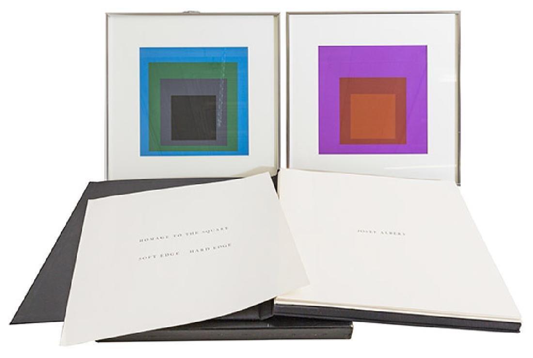 Josef Albers (1888-1976) (Connecticut, N.C./Germany)