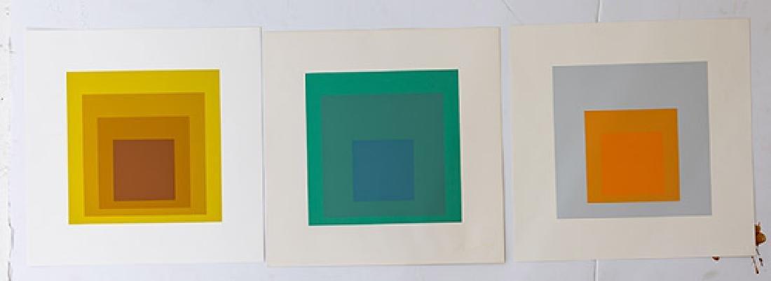 Josef Albers (1888-1976) (Connecticut, N.C./Germany) - 2