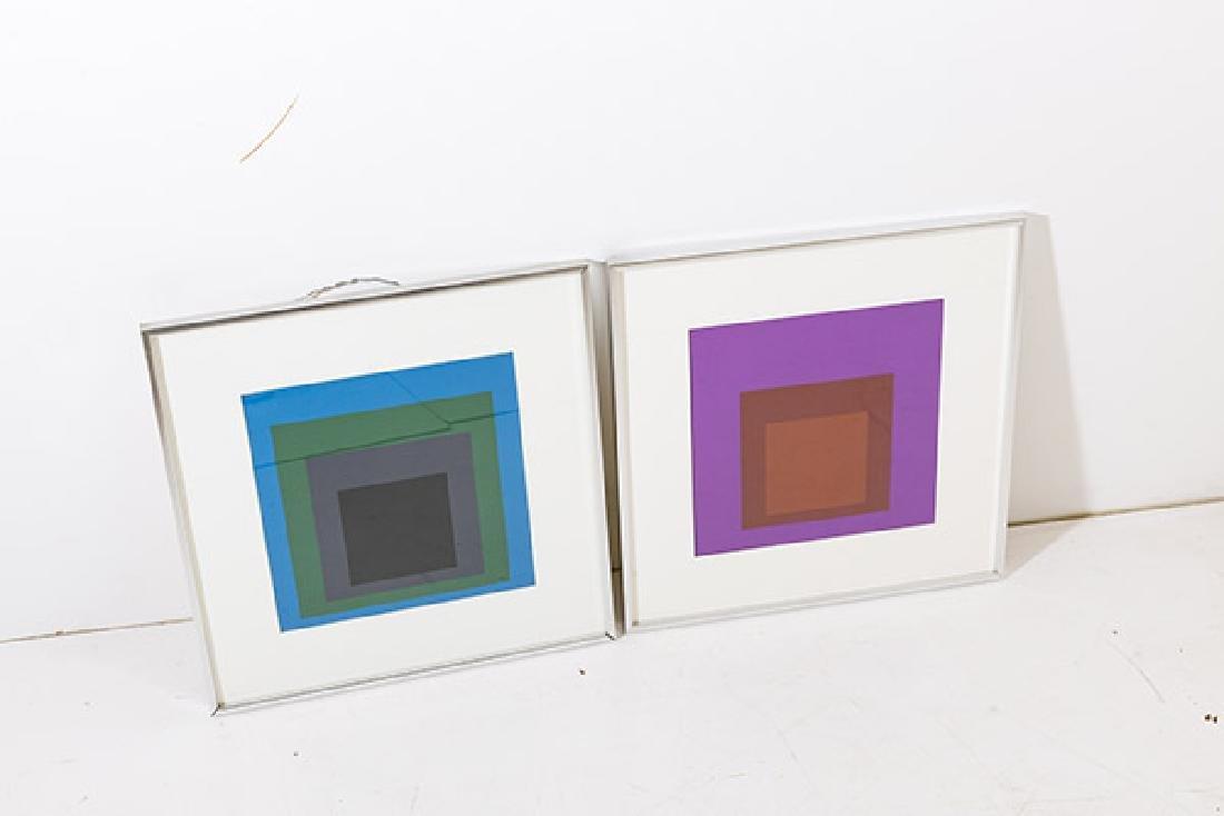 Josef Albers (1888-1976) (Connecticut, N.C./Germany) - 3