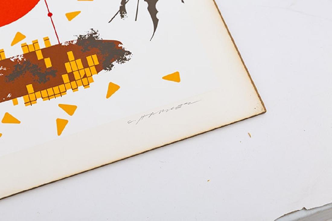 Charley Harper (1922-2007) Serigraph (Cincinnati, OH) - 2