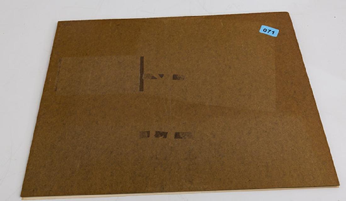 Charley Harper (1922-2007) Serigraph (Cincinnati, OH) - 7