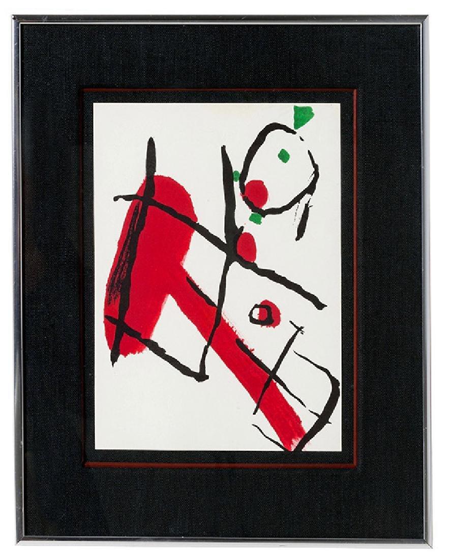 Jacob Tal-Coat (1905-1983) Litho (France)